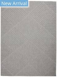 Nourison Cozumel CZM05 Light Grey Area Rug