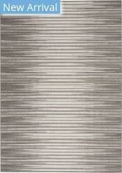 Nourison Key Largo KLG01 Light Grey Area Rug