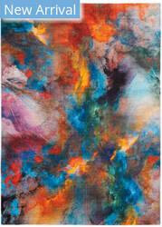 Nourison Le Reve Ler03 Multicolor Area Rug
