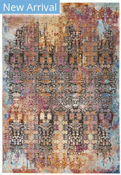 Nourison Radiant Rad04 Multicolor Area Rug