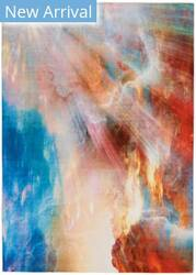 Nourison Le Reve Ler04 Multicolor Area Rug