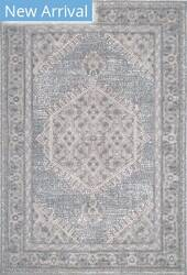 Famous Maker Traditional Mary Anne Light Grey Area Rug