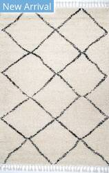 Nuloom Jessie Moroccan Off White Area Rug
