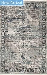 Nuloom Cassie Vintage Gray Area Rug