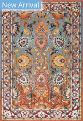Famous Maker Floral Mallory Multi Area Rug