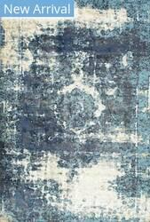 Rugstudio Sample Sale 165796R Blue Area Rug