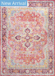 Famous Maker Vintage Anneliese Pink Area Rug