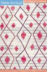 Nuloom Melissa Moraccoa Pink Area Rug