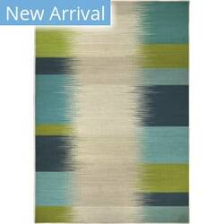 Orian Transitions Elkan Teal Area Rug