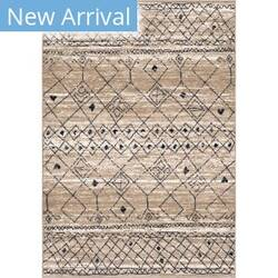 Orian Farmhouse Gabbeh Field Faded Driftwood Area Rug