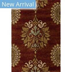 Orian Wild Weave Jacquline Rouge Area Rug
