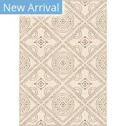 Orian Farmhouse Camille Seashell Area Rug