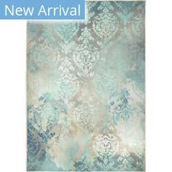 Orian Transitions Duchess Seafoam Area Rug