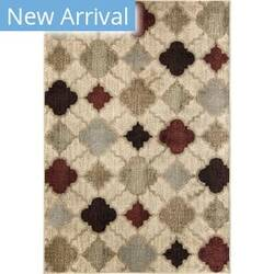 Orian American Heritage Malbeck Bisque Area Rug