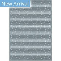 Orian Boucle Sunland Harbor Blue Area Rug