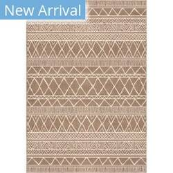 Orian Farmhouse Grand Turk Nutty Area Rug