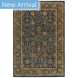 Oriental Weavers Ankara 501k5 Blue - Gold Area Rug