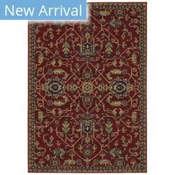 Oriental Weavers Ankara 531r5 Red - Blue Area Rug