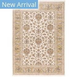 Oriental Weavers Maharaja 5091w Ivory - Gold Area Rug