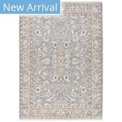 Oriental Weavers Maharaja 070e1 Blue - Ivory Area Rug