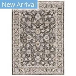 Oriental Weavers Maharaja 070n1 Grey - Ivory Area Rug