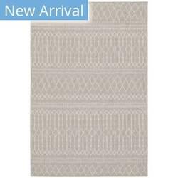 Oriental Weavers Portofino 670h4 Grey - Ivory Area Rug