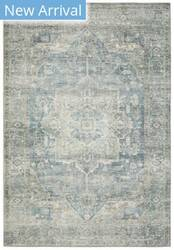 Oriental Weavers Savoy 28102 Grey - Blue Area Rug