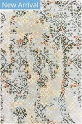 Oriental Weavers Bowen 108w2 Grey - Gold Area Rug