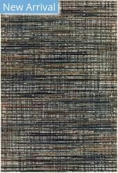 Oriental Weavers Bowen 1332h Black - Navy Area Rug