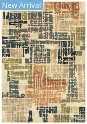 Oriental Weavers Evandale 9836a Beige - Multi Area Rug