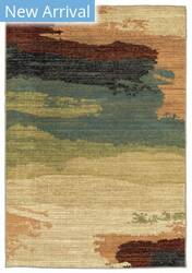 Oriental Weavers Evandale 9849a Beige - Multi Area Rug