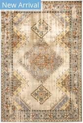 Oriental Weavers Juliette 203w3 Grey - Beige Area Rug