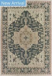 Oriental Weavers Latitude 001j3 Grey - Gold Area Rug