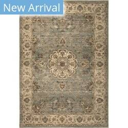 Palmetto Living Aria Prometheus Blue Area Rug