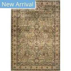 Palmetto Living Aria Tree Of Life Green Area Rug