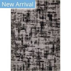 Palmetto Living Illusions Simmons Black Area Rug