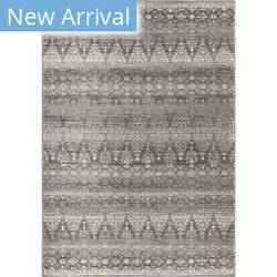 Palmetto Living Illusions Thames Taupe Area Rug