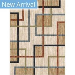 Palmetto Living Next Generation Kaito Multi Beige Area Rug