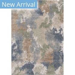 Palmetto Living Mystical Dreamy Muted Blue Area Rug