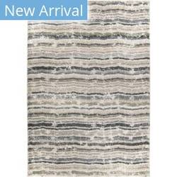 Palmetto Living Mystical Interstellar Muted Blue Area Rug