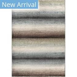 Palmetto Living Mystical Skyline Muted Blue Area Rug