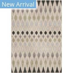 Palmetto Living Riverstone Laveen Cloud Grey Area Rug