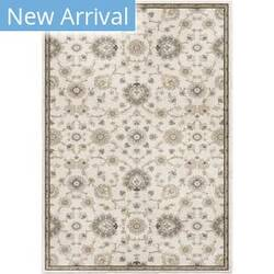 Palmetto Living Riverstone Manor Sarouk Soft White Area Rug
