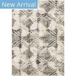 Palmetto Living Riverstone Maverick Cloud Grey Area Rug