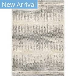 Palmetto Living Riverstone Pinnacle Cloud Grey Area Rug
