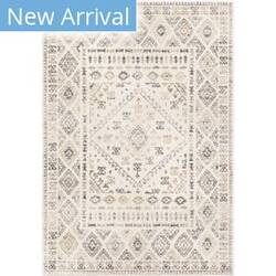 Palmetto Living Riverstone Tobruk Soft White Area Rug