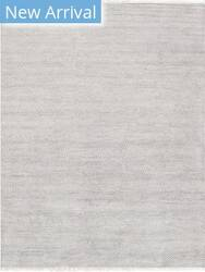 Pasargad Transitional Grass-100sbb Silver - Grey Area Rug