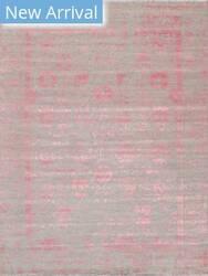 Pasargad Transitional Vase-3bp Beige - Pink Area Rug