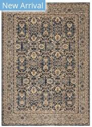 Ralph Lauren Power Loomed Lrl1310a Navy Area Rug