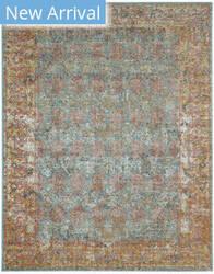 Ramerian Etette 1500-ETE Turquoise Area Rug